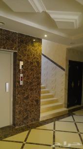جديد الآن (2) غرفتين ومطبخ راكب في عمارة فاخر