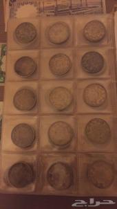 عملات ورقية و معدنية سعودية قديمة