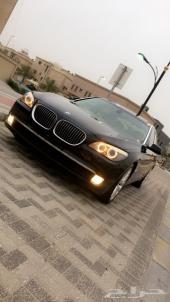 BMW 750IL 2011