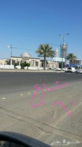 قطعة تجارية بحي المطار  للمستثمرين