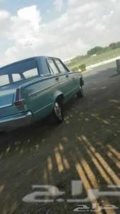 سياره بلايموث مديل 66