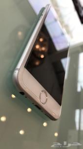 ايفون 6 نظيف جدا ولم يتم تغيير قطعة في الجوال