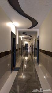 شقق عزاب فندقية فاخرة للايجار شمال الرياض
