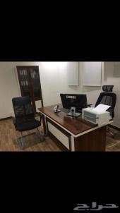 مكاتب مؤثثة للايجار