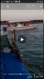 قارب لنش قلف كرافت  9 ونص متر