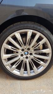 للبيع جنوط BMW موديل 2017 وطالع.