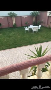 استراحه للاجار بطائف حي الرحاب بالحويه