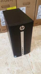 أجهزة مكتبية_HP وكالة_جديدة_مواصفات ممتازة_i3