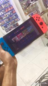 نينتندو سويتش مستعمل Nintendo switch