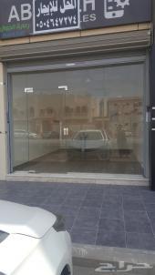 محل للايجار في السامر جدة