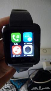 ساعة ذكية تصفية وتخفيض بسعر  50  ريال فقط