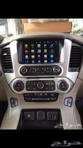 أندرويد تركب على شاشة الوكالة سيارة جمس 2015