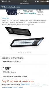 اسطبات LED بورش كاريرا 911
