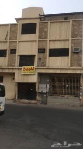 للبيع عمارة شقق مدينة الرياض حي اليمامة