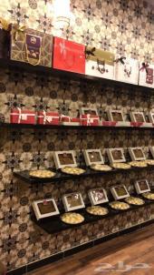 محل حلويات وأسر منتجة بمدينة النماص