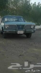 سيارة بلايموث للبيع مديل 66
