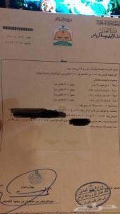 قطعتين  1800 متر حي الشرق طريق رماح مخطط 3131