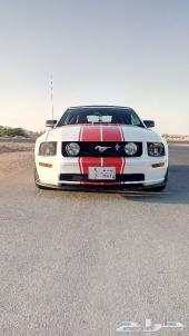 للبيع فورد موستنج جي تي GT موديل 2008 مخزنة