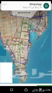 للبيع ارض بمخطط 128 تجاريه مضللة 1200 م