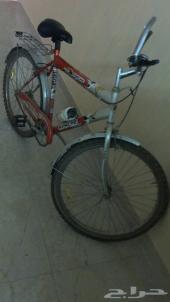 للبيع دراجة هوائية مستعملة