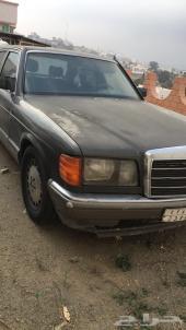 مرسيدس بنز 1990 300SE