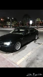 Bmw 2005 745 للبيع