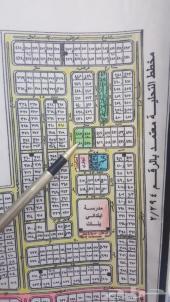 للبيع 4اراضي بلك صغير 3000 م 4 شوارع لقطه