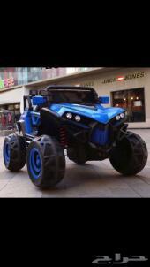 سيارة فور ويل للاطفال الجديدة