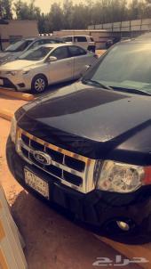 للبيع او البدل نوع السياره فورد اسكيب 2012 فل