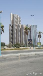 شقة للبيع في برج المسارات ب مليون و300