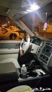 غير شكل سيارتك وخليها أحلى بإضاءة LED للوحة..
