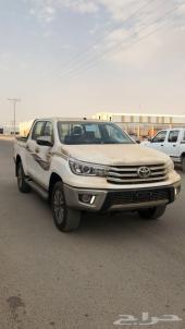 هايلوكس دبل 2019 ديزل فل سعودي اوتوماتيك