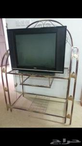 تلفزيون مع طالته حديد