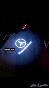 شعار مرسيدس-رنج-بورش للابواب