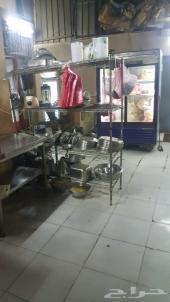 مطعم للبيع او الايجار