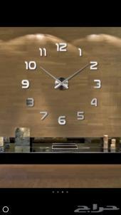 ساعات حائط ثلاثية ابعاد