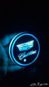 اناره LED بشعار سيارتك متغيره الالوان . شحن