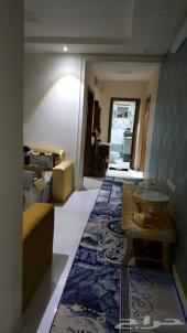 شقة في الدور الثاني في حي النهضة للإيجار