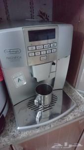 مكينة قهوة أتوماتيك من Delonghi ممتازة جدا