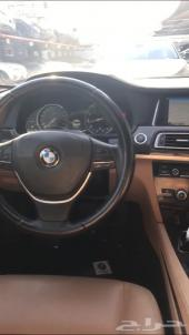BMW 730li 2015 على الضمان والصيانه