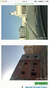 عماره عظم 770م شارعين وحديقه ومسجد حي الحمدان