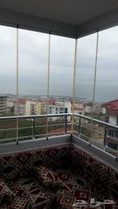للأيجار او للبيع شقة فندقية في طرابزون تركيا