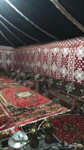 مخيم الشتاء للايجار