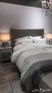 سرير جلد ميلانو