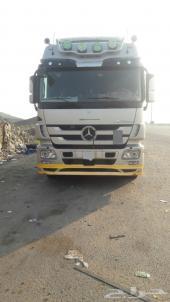 شاحنة مرسيدس أكتروس ميغا