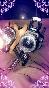 للبيع كاميرا احترافية كانون حد الف
