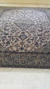 سجادة الروضة الشري استخدمت بالمسجد النبوي