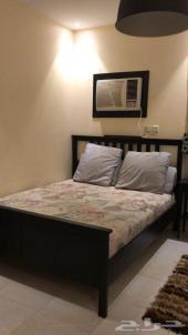 غرفة نوم مستخدمه من ايكيا