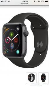 ساعة آبل سيريس Apple Watch Series 4 (جديدة)