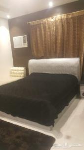 شقة مؤثثة ب1400ريال شهريا جدة الصفا الشاكرين